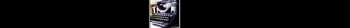 typewriter black